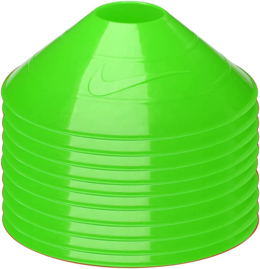 Nike 10 Pack formation Cônes Sports Football Training Gym Officiel Nike Produit