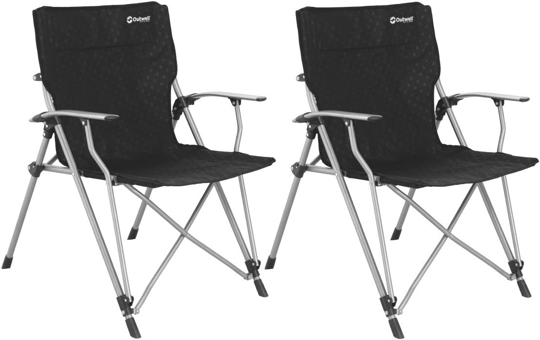 2 X Outwell Catamarca XL Camping Chair Pack