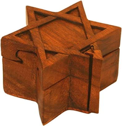 sternla – Estrella de David (para joyería. de madera) | Mjolnir ...