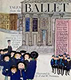 TALES FROM THE BALLET, A Giant Golden Book