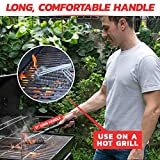 Alpha Grillers Grill Brush. Rust Proof Bbq Cleaning