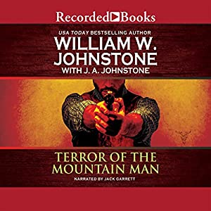 Terror of the Mountain Man Audiobook