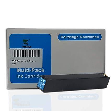 Perseus - Cartuchos de Tinta compatibles con HP 971 XL (Compatible ...