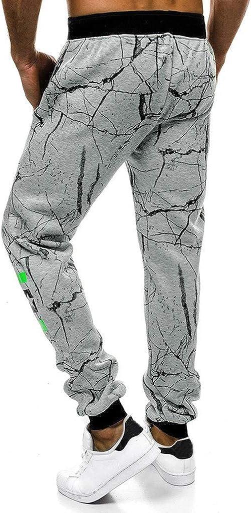 Amazon Com Stoota Men S Latest Regular Fit Comfort Flex Waist Pants Casual Sport Long Plaid Trousers Running Joggers Sweatpant Clothing