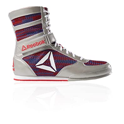 Reebok Boxing Boot - SS19 Silver  Amazon.co.uk  Shoes   Bags 36f582500f