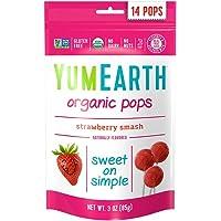 YumEarth 有机水果棒糖 3 Ounce
