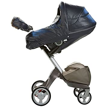 02a2641ac Amazon.com   Stokke Xplory Winter Kit - Navy   Standard Baby ...