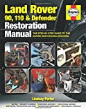 Land Rover 90. 110 & Defender Restoration Manual (Haynes Restoration Manuals)
