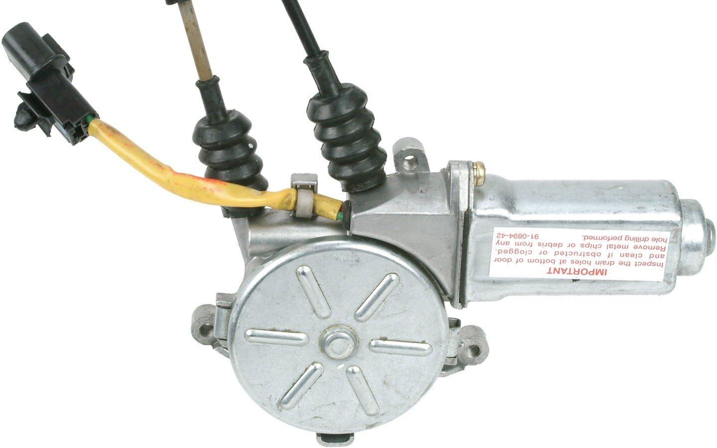 Cardone 47-1923R Remanufactured Import Window Lift Motor