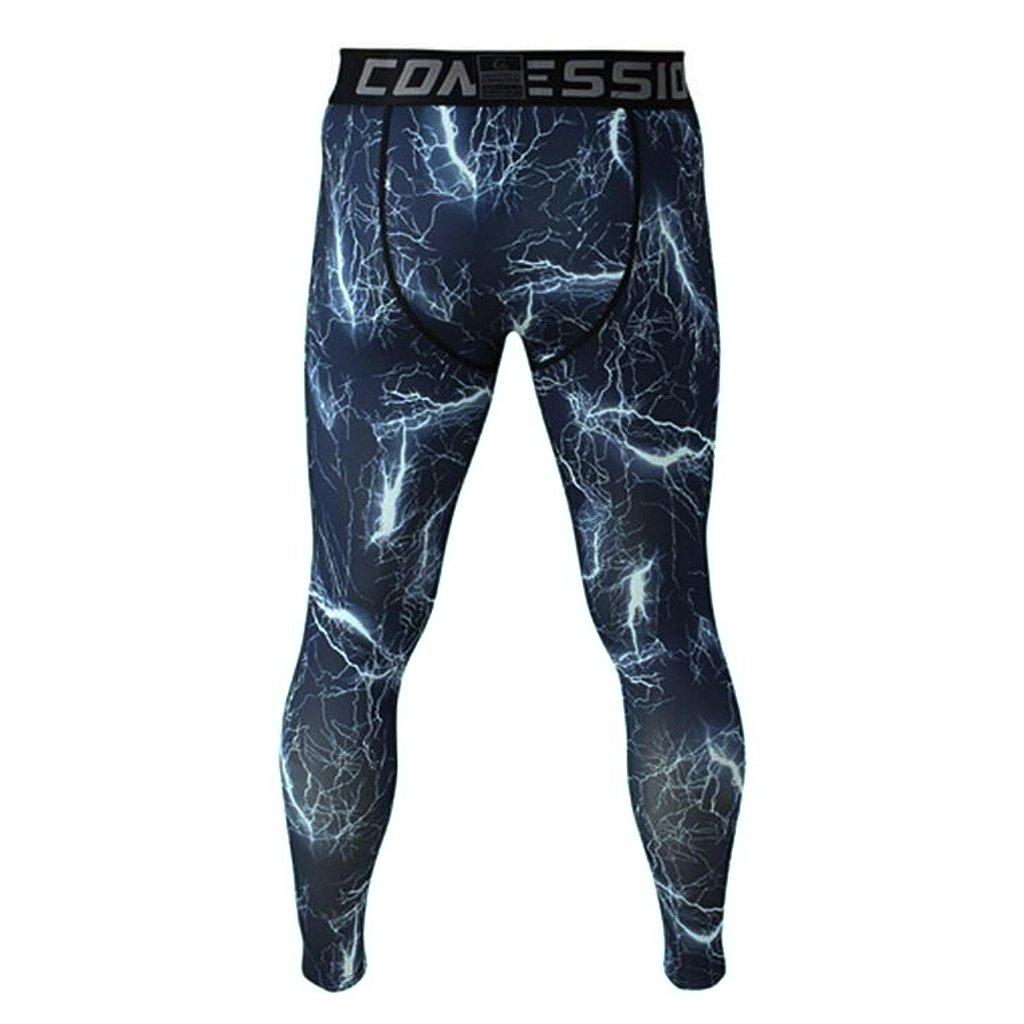 IPOTCH Capas Base De Compresi/ón Para Mujer Para Hombre Pantalones Largos Para Correr Pantalones De Fitness Mallas