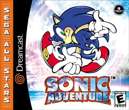 Amazon Com Sonic Adventure Sega Dreamcast Sega Dreamcast Video Games