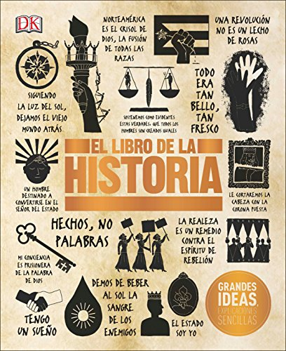El Libro de la Historia (Big Ideas Simply Explained)  [DK] (Tapa Dura)