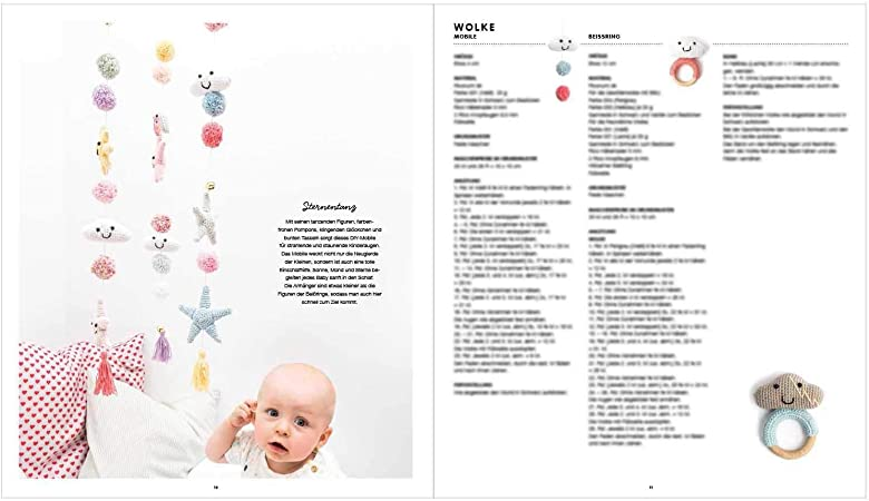 The Lovely World of Ricorumi for Babys In The Sky Deutsche Ausgabe