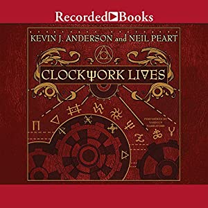 Clockwork Lives Audiobook