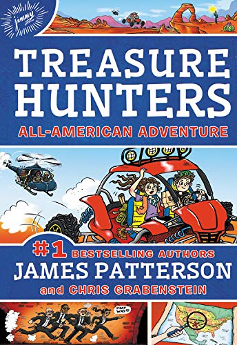 Treasure Hunters: All-American ()