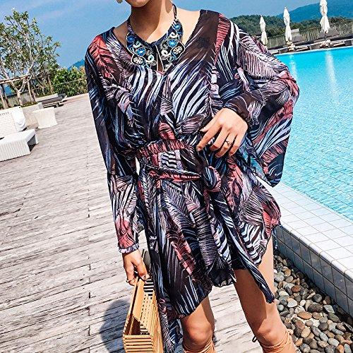 Bohême De Lady Fashion Wl Est Style Le Xl Bain zzf Mince Maillot W9YD2IEH