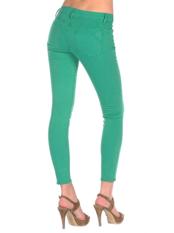 Raven Women's Mika In Vintage Kelly Skinny Jeans