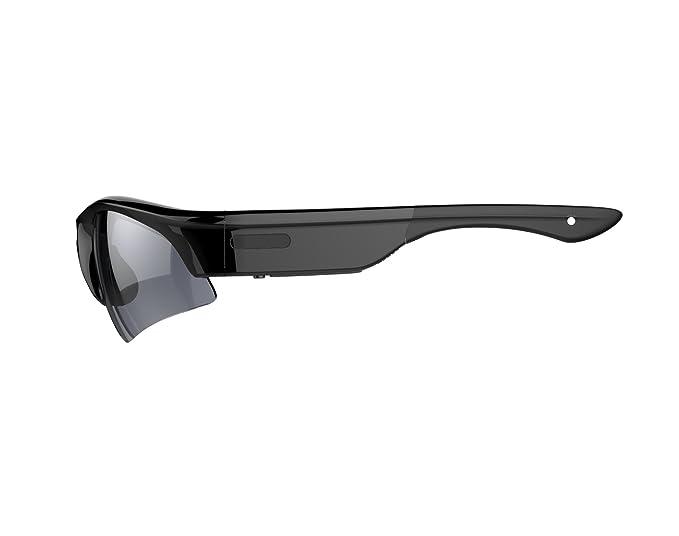 Amazon.com: stuntcams HD 1080P Caza Deportes anteojos de sol ...
