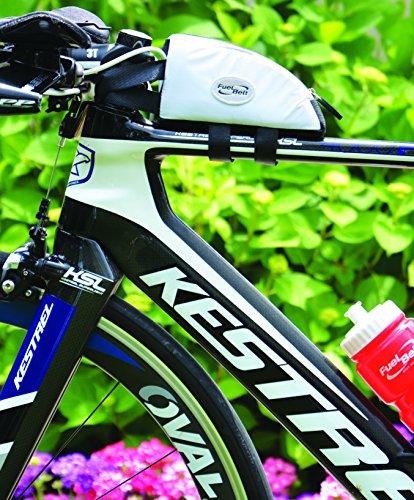 FuelBelt Bike-Oberrohrtasche Aero Fuel Box, Black, 873855004673
