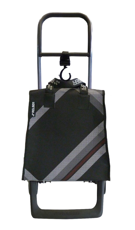 ロルサー 折りたたみショッピングカート ミック ボラ ブラック RS-03M B01ICTDT8K ボラ ブラック ボラ ブラック