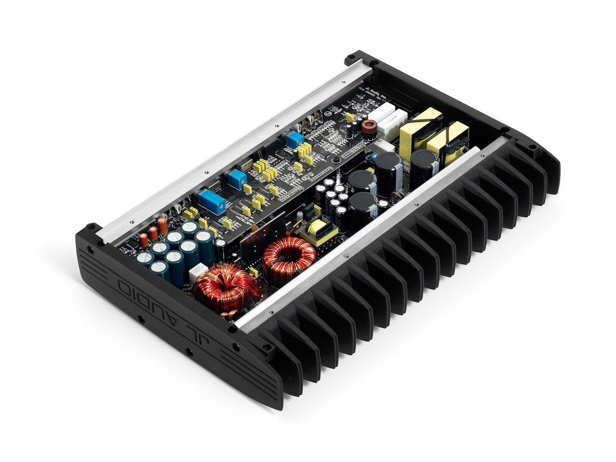 Amazon.com: JL Audio 500/1v2 Monoblock Amplifier 500 W Slash Amp: Home Audio  & Theater