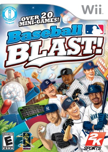 Blast Wii - Baseball Blast! - Nintendo Wii