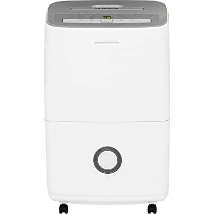 Review Frigidaire 50-Pint Dehumidifier with