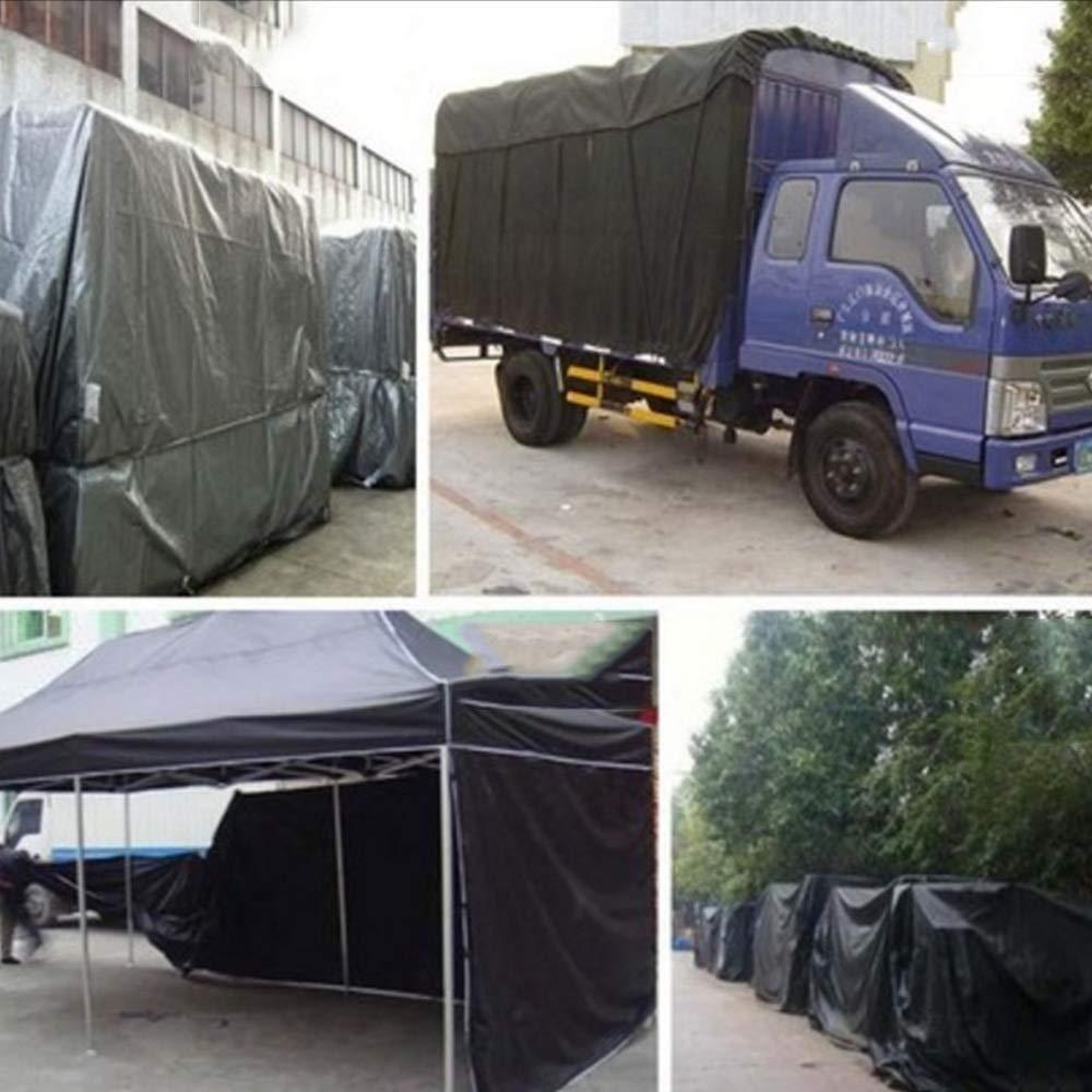 Tarpaulin NAN Sonnenschutztuch Regenstoff Auto-LKW-Schattenstoff Outdoor-Plane 0,32 mm  -180g  mm  m2 (größe   5X 6m) 069a0b