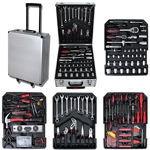quelle valise acheter pour ranger ses outils ma valise. Black Bedroom Furniture Sets. Home Design Ideas