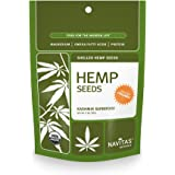 Navitas Organics Raw Hemp Seeds, 3 Ounce
