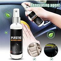 Plastic Restore Agent, 30ml Plastic onderdelen vernieuwen Herstellen Agent Wax Instrument Reducerende agent Wax auto…