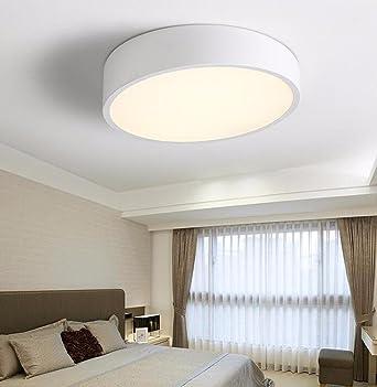 Deckenleuchten Liwenlong Led Deckenleuchte, Wohnzimmer, Schlafzimmer,  Arbeitszimmer, Beleuchtung, Warmes Licht,
