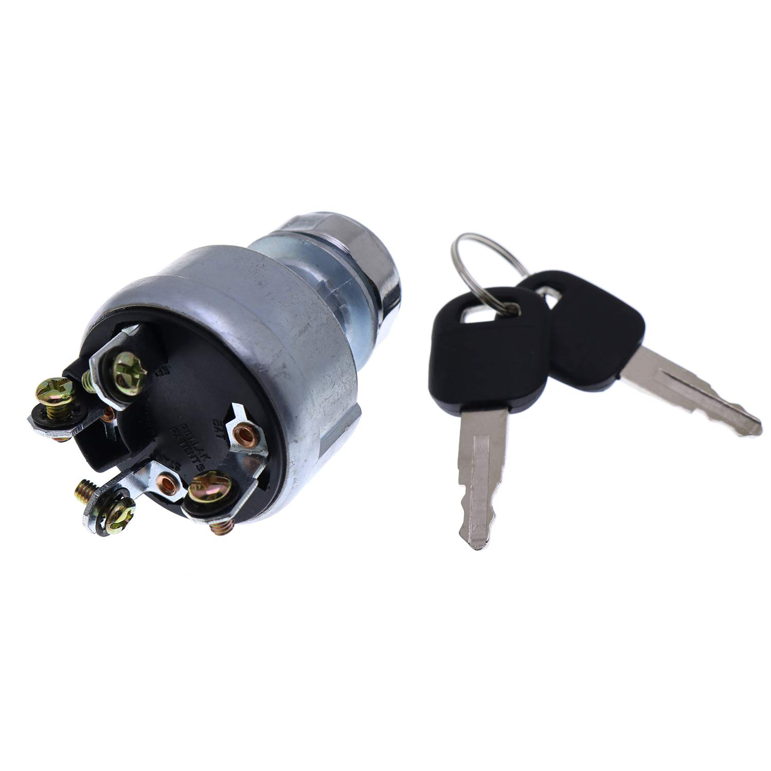 Details about  /For CATERPILLAR Excavator CAT E320C E330C New 4 wire ignition switch 9G7641