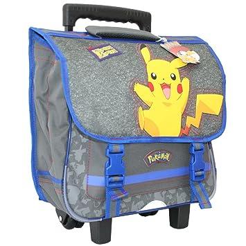 Vadobag Escolar Trolley Pika Pika | 32 x 38 x 13 cm | Pokemon | Niños Mochila: Amazon.es: Juguetes y juegos
