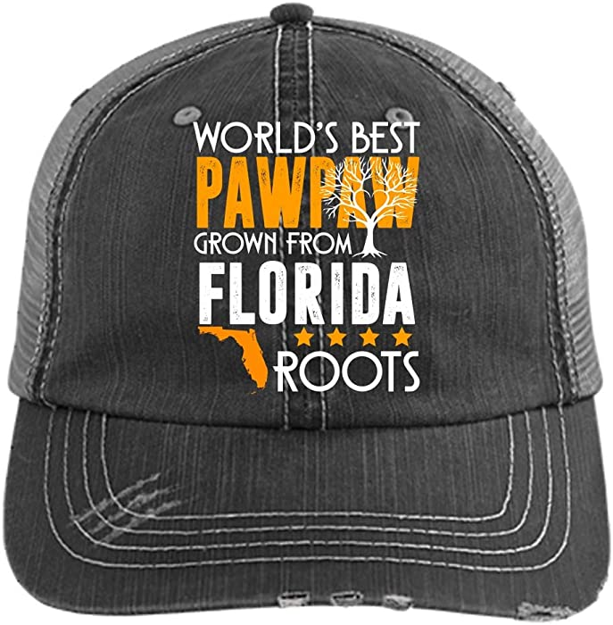 8efdfd3d80a Grown from Florida Roots Hat