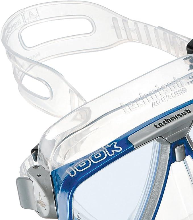 2er Pack Silikon Maksenband Ersatzband für Taucherbrille Tauchmasken zum