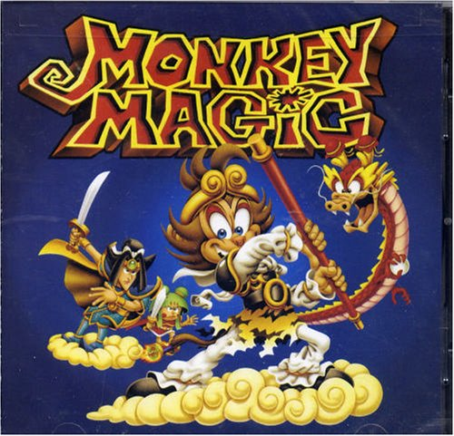 Monkey Magic: Music From The Animated Series