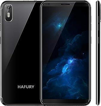 Hafury A7 (2019) Android 9.0 Smartphone Libre con 5.5 Pulgadas (18 ...