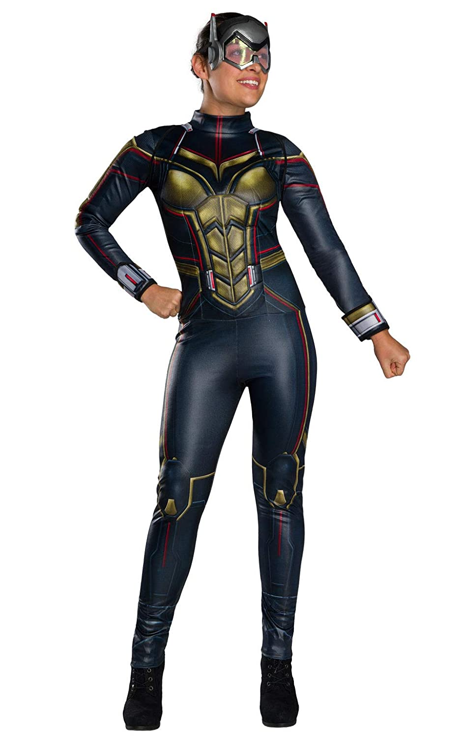 XS Adult Wasp Fancy Robe Costume grand