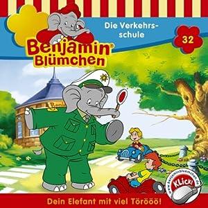 Die Verkehrsschule (Benjamin Blümchen 32) Hörspiel