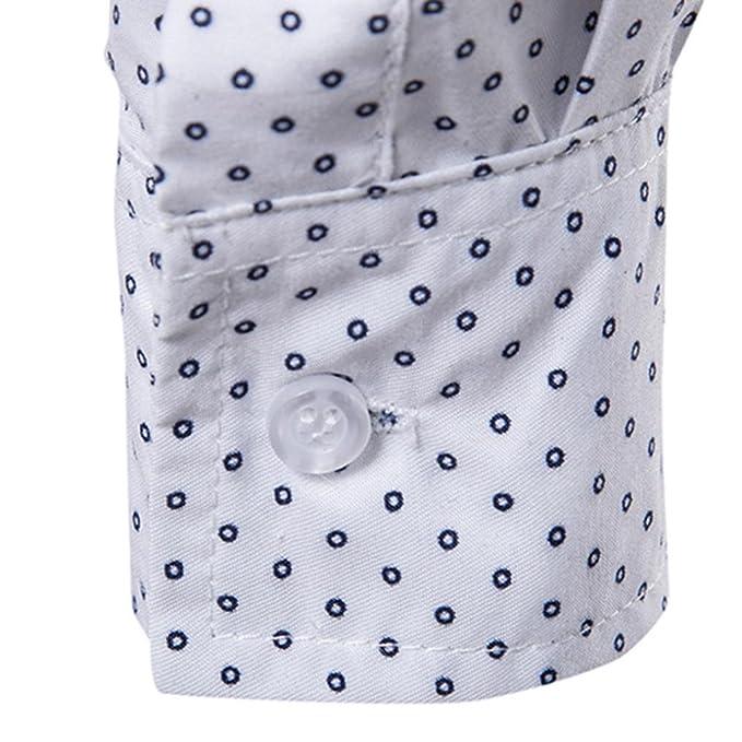 Resplend Camisa de Manga Larga con Cuello en V para Mujer en algodón de Manga Larga: Amazon.es: Ropa y accesorios