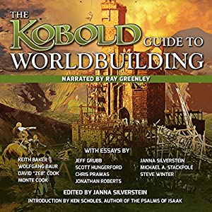 Kobold Guide to Worldbuilding Audiobook