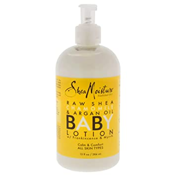 Raw Shea Chamomile & Argan Oil Baby Lotion by SheaMoisture #18