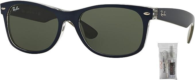 Ray-Ban - Gafas de sol Rb2132 New Wayfarer: Amazon.es: Ropa y accesorios