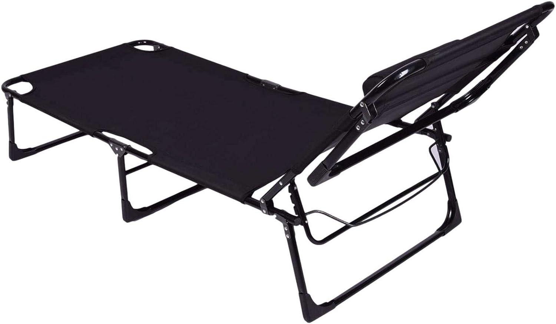 192 X 65 X 26 Cm Lit De Camp Pliable Royoo Lit De Camping Oreiller Capacit/é De Charge 180 Kg Chaise Longue Pliable pour Lext/érieur,Le Camping,Le Jardin Lit Pliable Portable avec Matelas