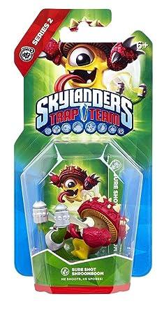 Skylanders: Trap Team - Figura Single Shroomboom: Amazon.es ...