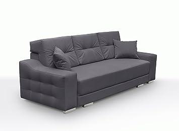 Furnistad Sofa Jack Mit Schlaffunktion Und Bettkasten 3 Sitzer