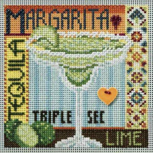 Margarita Cross Stitch Kit