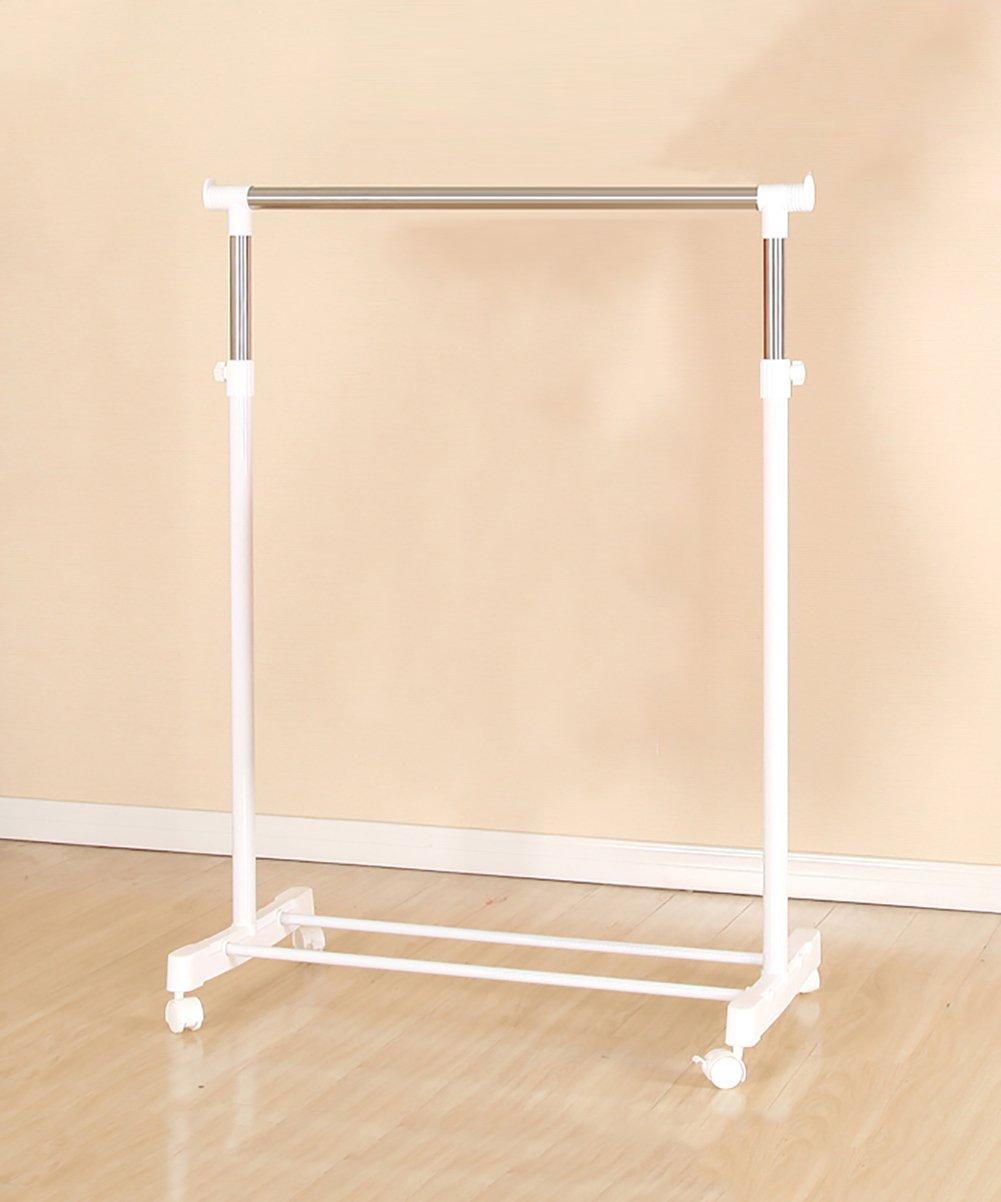 Amazon.com: ZEMIN Floor Standing Coat Rack Clothes Hat Stand ...