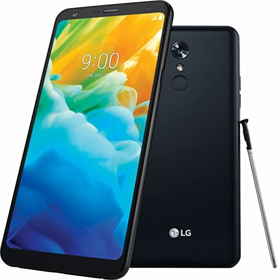Boost Mobile Phones Walmart >> Amazon Com Lg Stylo 4 32gb Prepaid Cell Phone Carrier Locked